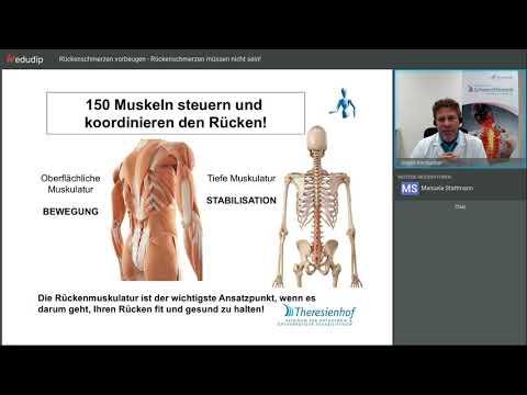 Rückenschmerzen vorbeugen Rückenschmerzen müssen nicht sein!